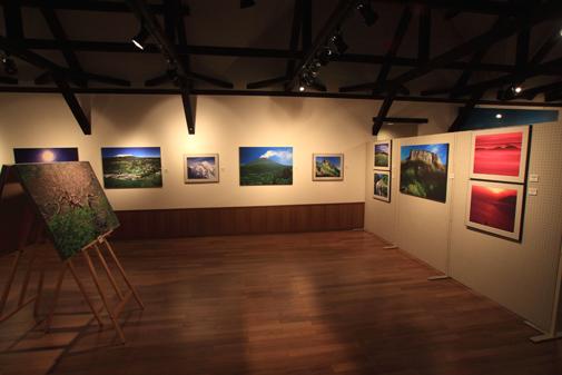 ギャラー38回企画展・日本の山・3