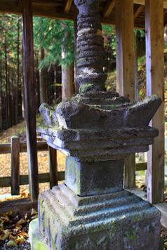 宇佐八幡神社の宝塔印塔