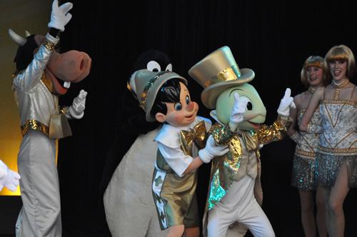 ジミニー&ピノキオ