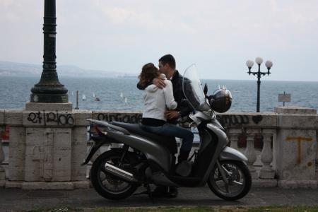 サンタルチアの恋人たち