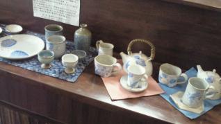 花田和彦氏の陶芸展