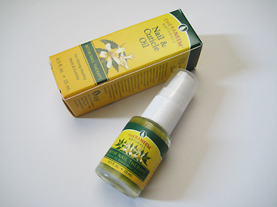 Theraneem Nail & Cuticle Oil