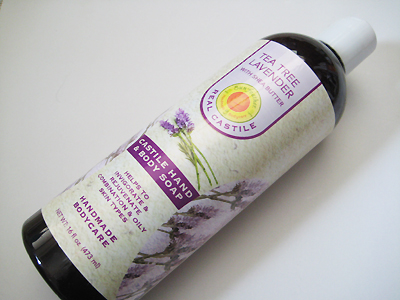 Sun Feather Liquid Soap