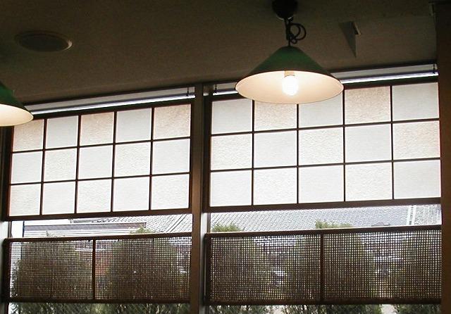 窓の目隠しと冷暖房効果の実践資材