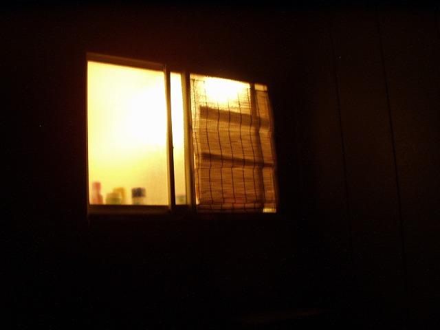 続ー風呂場の窓目隠し現状-5