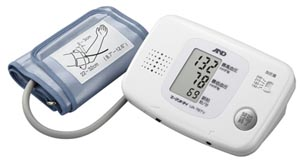 A&D上腕式血圧計ua767v