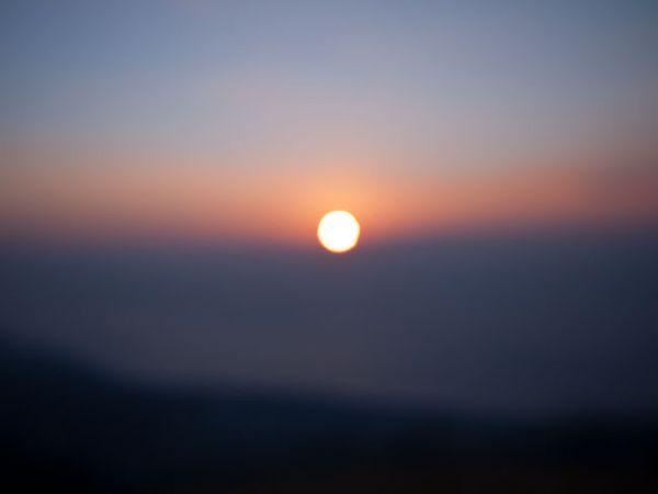 2014年元旦浜石岳より見る初日の出07