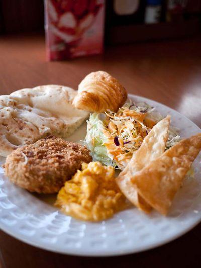 ココスの朝食バイキング