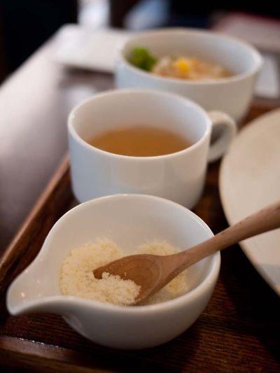 Cafe Zeal 粉チーズ