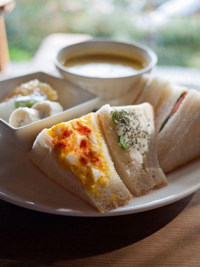 和蔵珈琲店 サンドイッチ