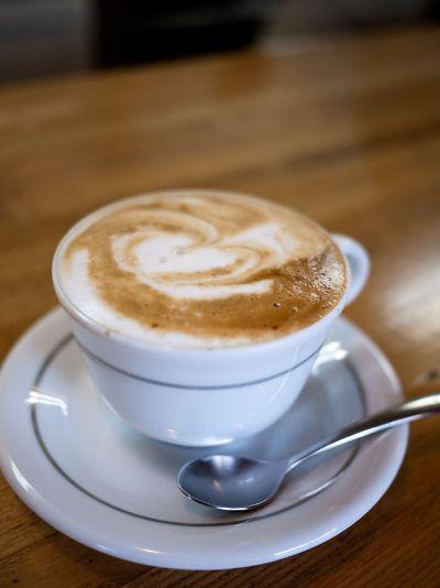 ブルーレイコーヒー カプチーノ