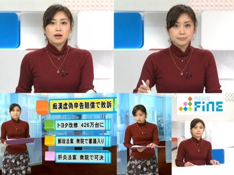 倉野麻里 NEWS FINE 11、26