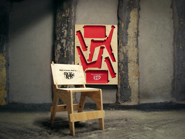 Kit Kat Chair