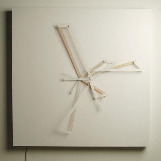 Oblique Clock