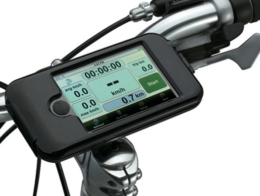 iPhone Bike Mount by BioLogic