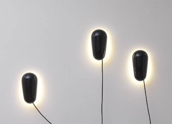 'lianes' lamps