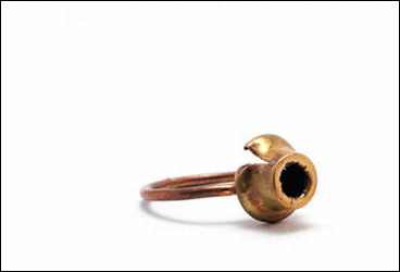 bullet ring,Adi Zaffran