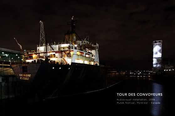 TOUR DES CONVOYEURS by AntiVJ
