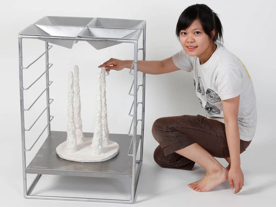 the growing stool