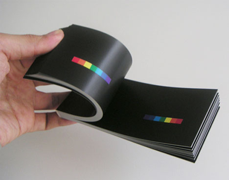 POV rainbow book