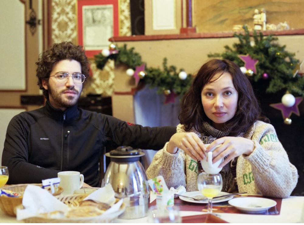 Ronnie Yarisal & Katja Kublitz