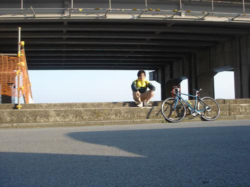 自転車で神奈川から京都まで行ってくる 第1日目