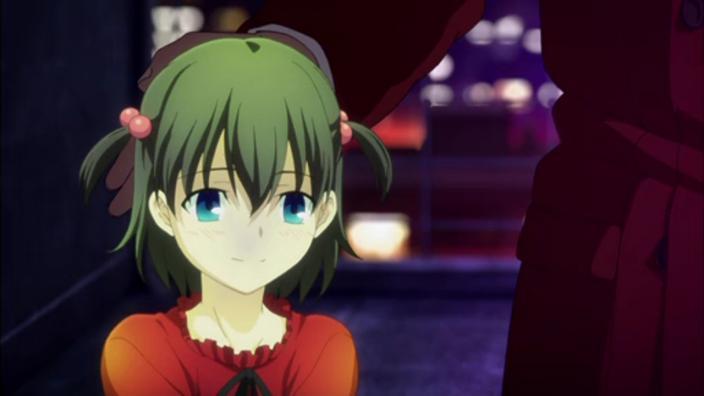 sm17489352 - Fate/Zero14話 アーチャー陣営vsバーサーカー陣営