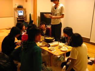 カレー鍋パーティー