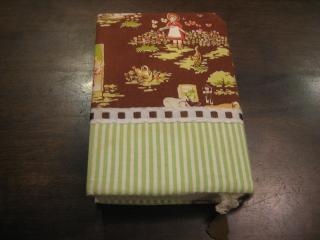 akosans handmade ブックカバー