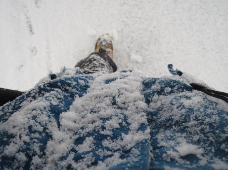 2 1 26雪のココア