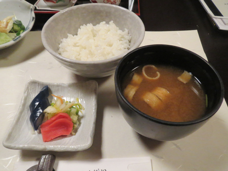 2013 3 9 おおきに〆のご飯