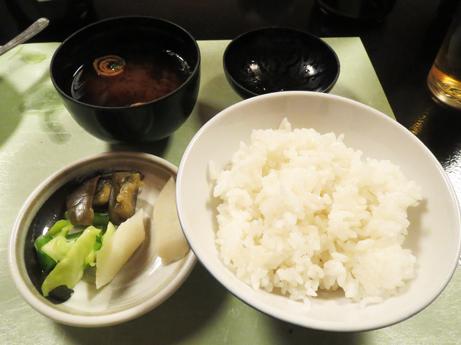 2013 3 10 うおいち〆のご飯