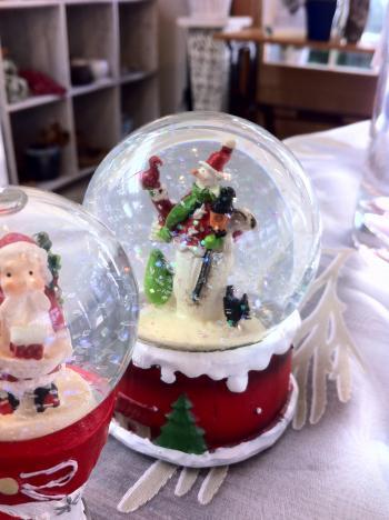 クリスマスドーム♪