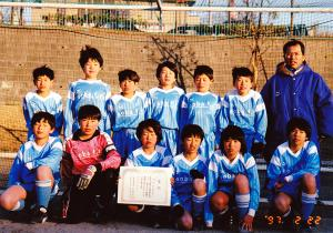 【青葉FC Photo album】1996年度