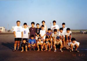 【青葉FC Photo album】2000年度 夏合宿