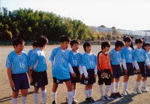 2005年度青葉FCL青葉区大会@青葉スポーツ広場