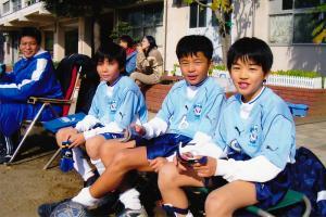 2005年度青葉FCL鉄FC@鉄小学校