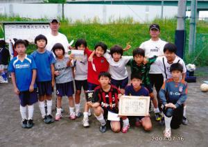 【青葉FC Photo album】2007年度 L 春季青葉区大会