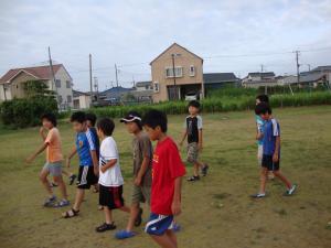 2010年度夏合宿@波崎