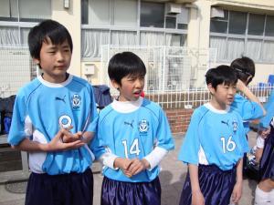 【青葉FC Photo album】2010年度 第6回 青葉カップU12