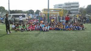 JFC FUTUROフットサルCUP U-7(2011-10-30)
