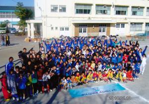 【青葉FC Photo album】2009年度 夏合宿 6年生