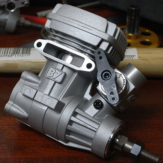 01OS MAX37SZ-H(RING) エルゴ君エンジン換装