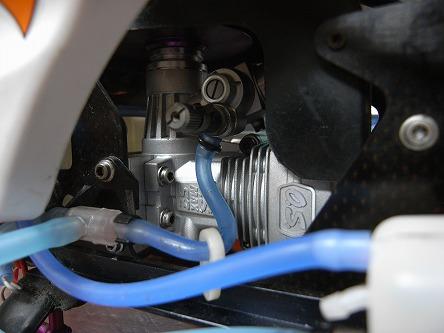07OS MAX37SZ-H(RING)今のところGOODエンジン