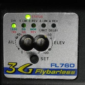 002コントロールユニット DIRモード