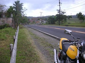 タガイタイ 道路
