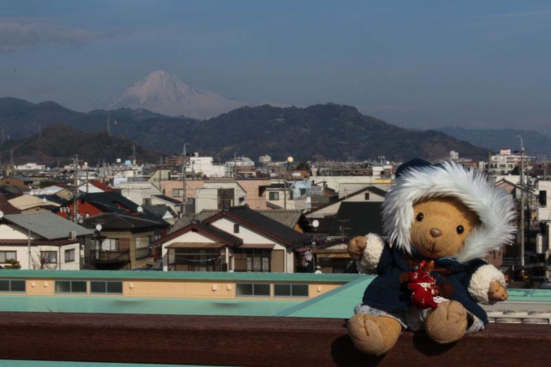 0165 富士山と