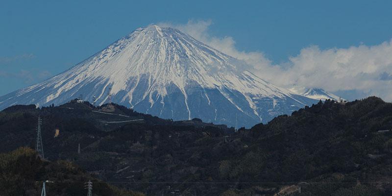 富士山 120125