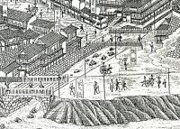 明治29年発行「有馬名所及旅舎一覧表」