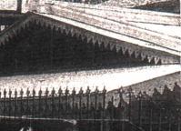ギザギザ屋根